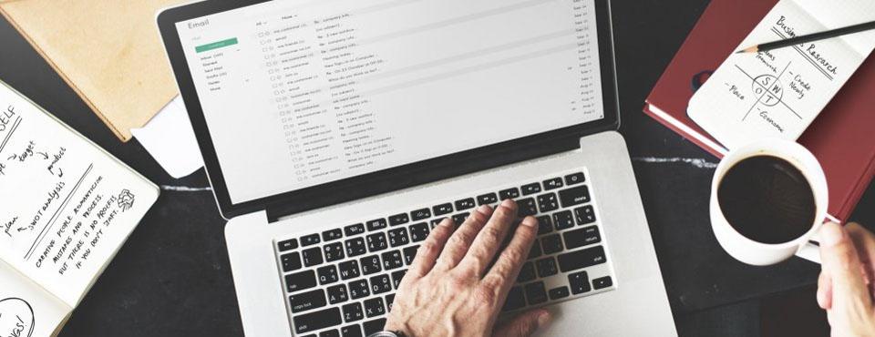 Saia na frente da concorrência com o e-mail marketing