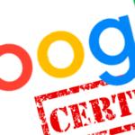 Google lançou um programa de certificação Mobile Sites que oferece aos desenvolvedores (e profissionais de marketing) a oportunidade de demonstrar sua proficiência na criação de sites para celular.