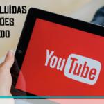 Serão excluídas as anotações em vídeos do YouTube