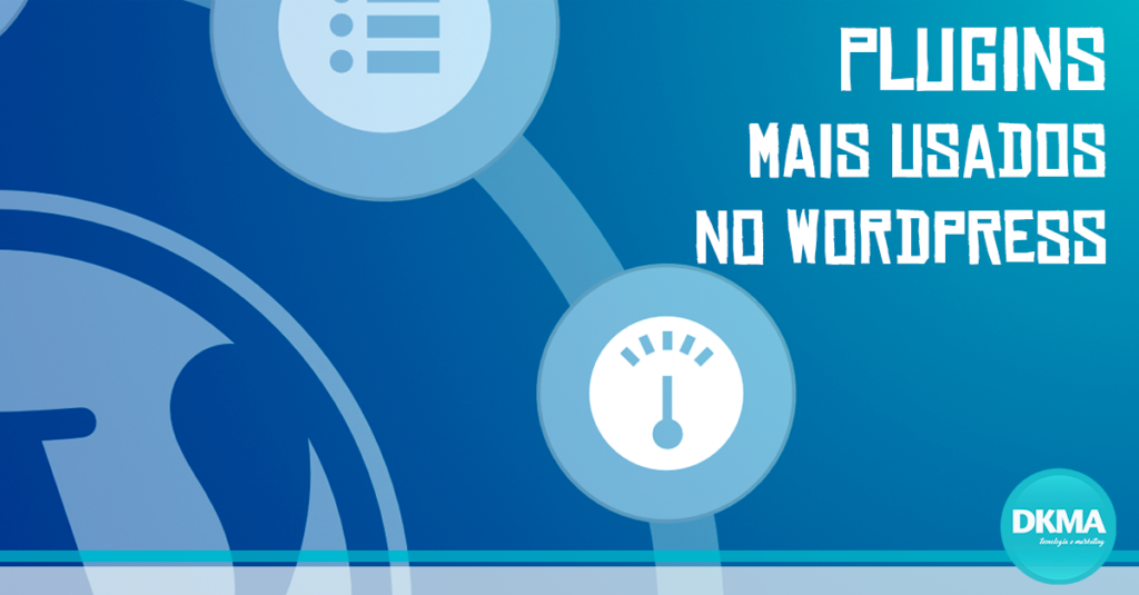 Plugins mais usados no wordpress