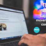Tendência para os sites: Layouts que se movem de acordo com a ação do usuário