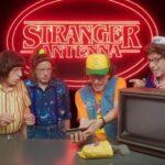 Netflix criou um app retrô, para divulgar a nova temporada de Stranger Things